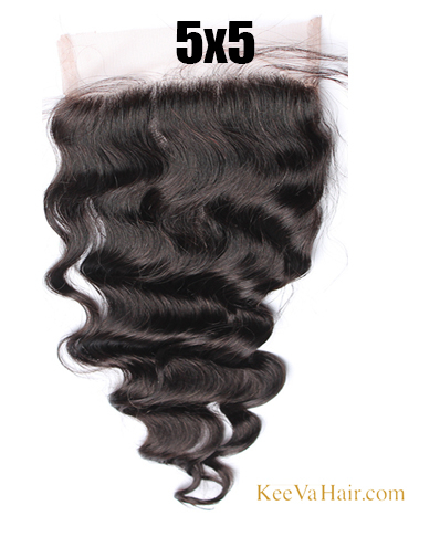 lace closure 5×5